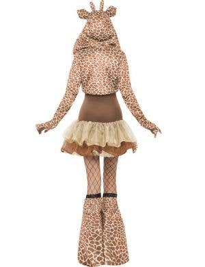 Giraffe Sweetie Sexy Women's Costume