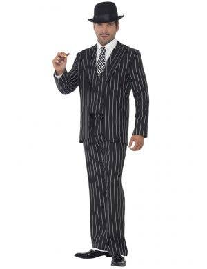 Vintage Gangster Boss Men's 1920's Costume