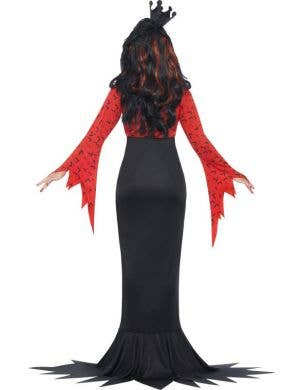 Evil Vampire Queen Women's Halloween Costume