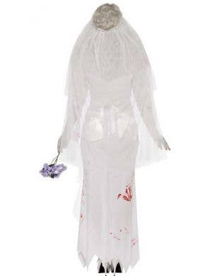 Death Do Us Part Women's Halloween Zombie Costume
