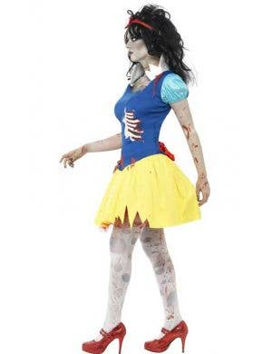Snow Fright Zombie Women's Costume