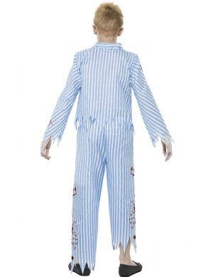 Zombie Pyjamas Boys Halloween Costume