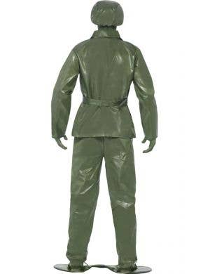 Toy Soldier Men's Green Army Costume