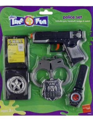 Police Kids Costume Accessory Set