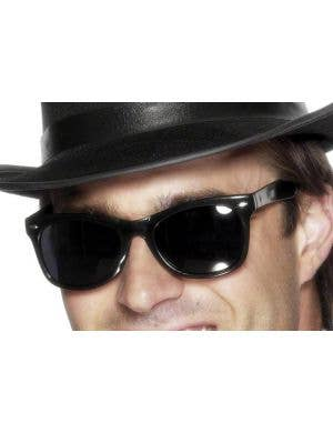 Blues Brothers Black Sunglasses