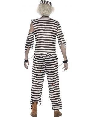 Zombie Convict Men's Halloween Costume