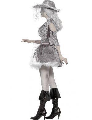 Ghost Ship Treasure Pirate Women's Costume