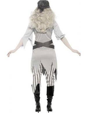 Shipwrecked Ghost Pirate Women's Costume