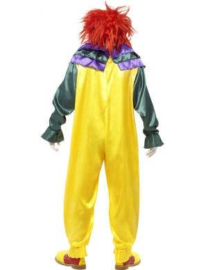 Classic Horror Clown IT Men's Halloween Costume