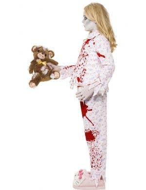 Zombie Pyjamas Girls Halloween Costume