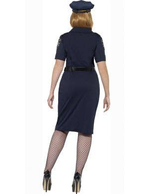 NYC Police Officer Women's Plus Size Costume