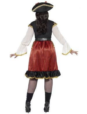 Curvy Pirate Lady Women's Plus Size Costume