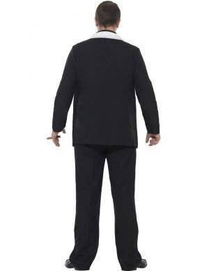 Roaring 20's Men's Plus Size Gangster Costume