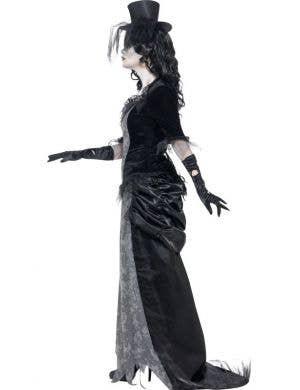 Black Widow Women's Ghost Halloween Costume