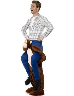 Novelty Monkey Adult's Piggyback Costume