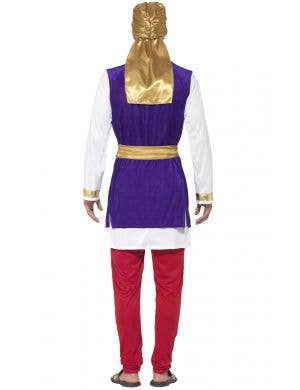 Arabian Prince Men's Aladdin Fancy Dress Costume