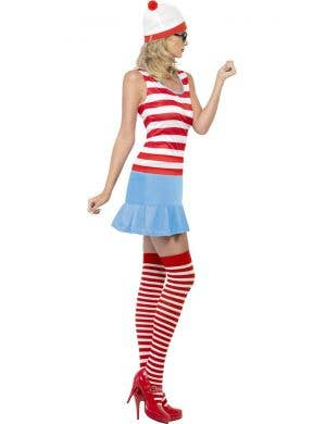Where's Wally Sexy Women's Costume