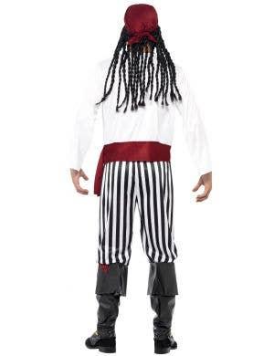 Scallywag Pirate Captain Men's Fancy Dress Costume
