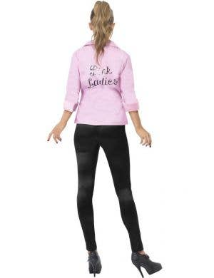 Grease - Deluxe Pink Ladies Costume Jacket