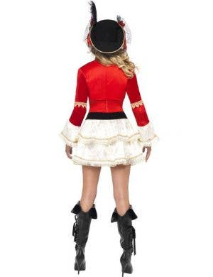 Plentiful Pirate Women's Fancy Dress Costume