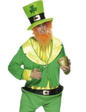 Leprechaun Men's Irish Fancy Dress Costume