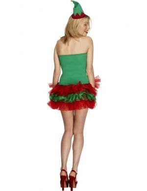 Elf Fever Women's Sexy Christmas Costume