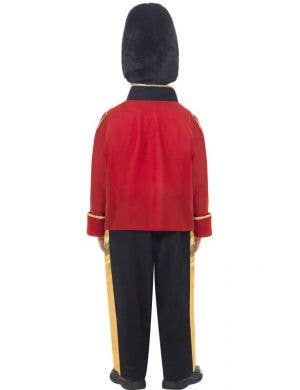 Busby Guard Boys Fancy Dress Costume