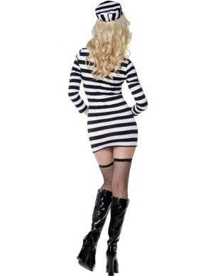 Fever Convict Sexy Women's Costume