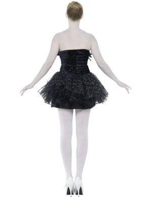 Gothic Swan Sexy Women's Halloween Costume