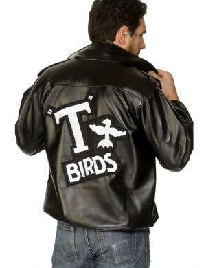 Grease - Men's T-Birds Costume Jacket