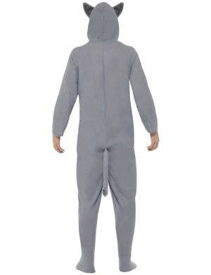 Grey Wolf Adults Animal Onesie Costume
