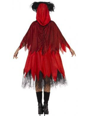 Naughty Biting Hood Women's Halloween Costume