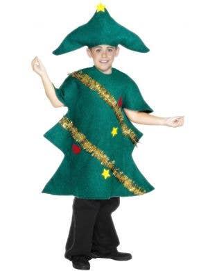 Little Christmas Tree Kids Fancy Dress Costume