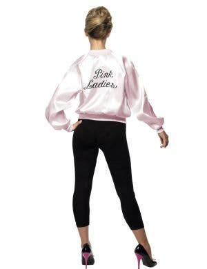 Pink Ladies Women's Satin Costume Jacket