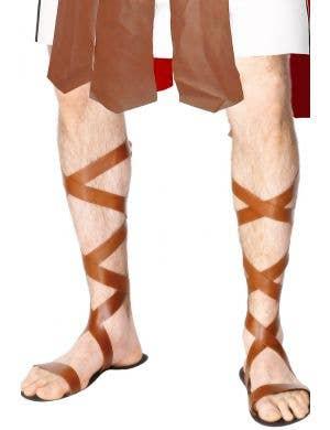 Gladiator Men's Roman Costume Sandals