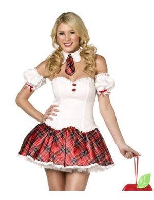 Boutique Fantasy Women's Schoolgirl Costume