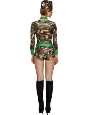 Combat Cutie Sexy Women's Costume