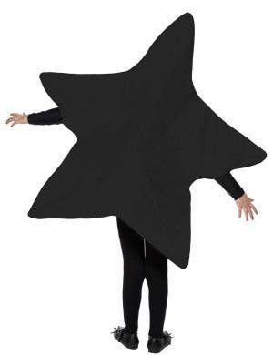 Golden Christmas Star Kids Fancy Dress Costume