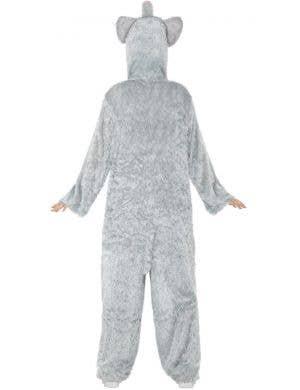 Elephant Adult's Onesie Fancy Dress Costume