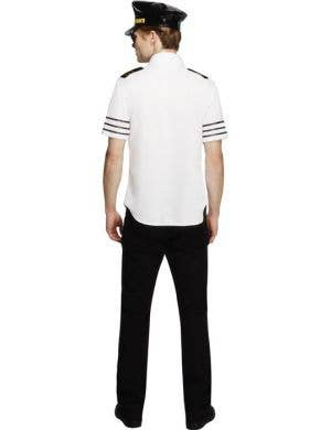 Mile High Captain Men's Pilot Costume