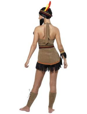Native Indian Woman Wild West Women's Costume