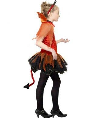 Red Devil Teen Girls Halloween Costume