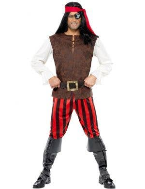 Pirate Ship Mate Men's Fancy Dress Costume