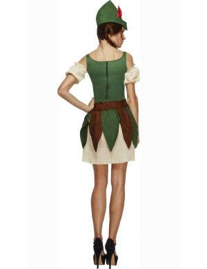 Robin Hood Outlaw Sexy Women's Costume