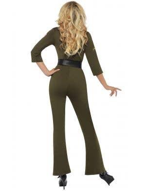 Aviator Hottie Women's Sexy Top Gun Costume