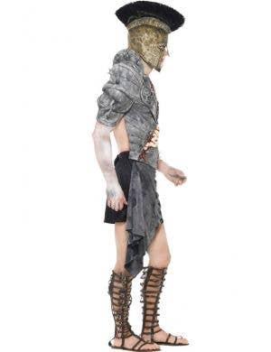 Roaming Roman Gladiator Men's Zombie Costume