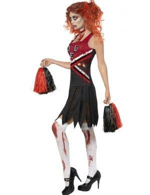 High School Horror Zombie Cheerleader Costume