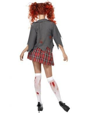 High School Horror Sexy Zombie Schoolgirl Costume