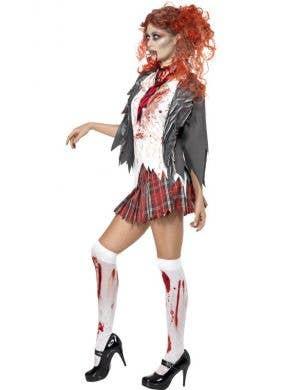 High School Horror Sexy Zombie Schoolgirl Costume