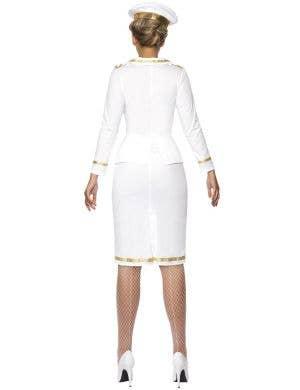 Navy Officer's Mate Women's Fancy Dress Costume